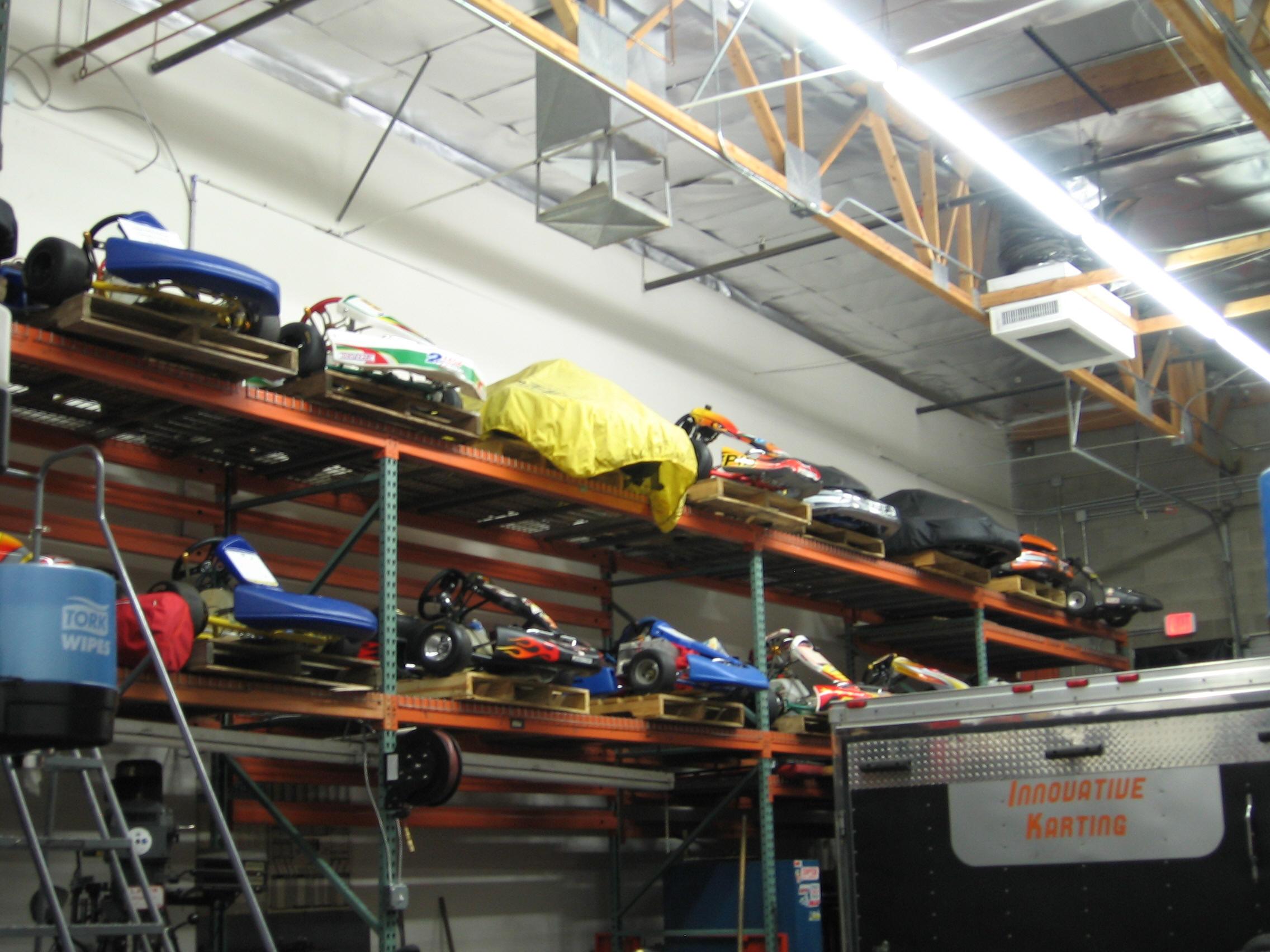 Innovative Karting- Arizona Dealer For VLR  Tonykart Gold