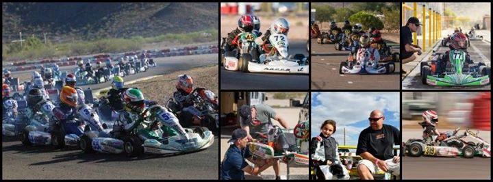 Innovative Karting- Arizona Dealer For VLR  Tonykart Gold Kart
