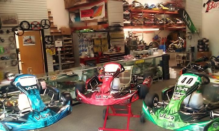 Arizona based go karting dealer shop/store/business for all